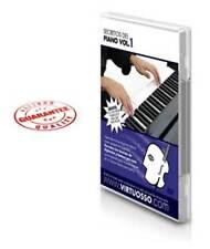 Virtuosso Curso De Piano Clásico Vol. 1