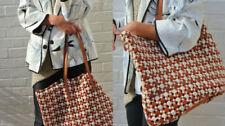 Zara Leather Tote Handbags