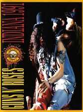 GUNS N ROSES   INDIANA 91  LIVE DVD   I ACCEPT PAYPAL!!!