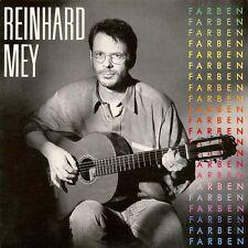 Reinhard Mey (Klaus Hoffmann, HRK) - Farben - Vinyl LP 1990 RAR & SEHR GUT !!!