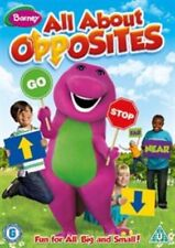Barney - All About Opposites (DVD, 2013)