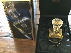 Genuine Clive Christian No. 1 Pure Perfume for Men Crystal Bottle, Diamond 24K