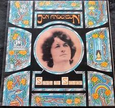 JON ANDERSON (YES) Song Of Seven LP