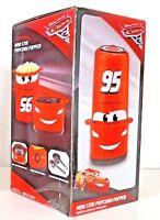 DisneyPixar Cars3 Flash McQuenn, Mini Stir Popcorn Popper, Brand New, # DPC-60CN