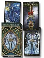 Tarot Illuminati Deck (Cards)