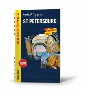 St Petersburg Marco Polo Spiral Guide by Marco Polo 9783829755528 | Brand New