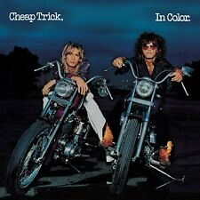 Cheap Trick In Color Banner Huge 4X4 Ft Tapestry Fabric Poster Flag album art