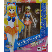 Sailor Moon Sailor Venus S.H.Figuarts Tamashii Actionfigur Figuren Spielzeuge 6""