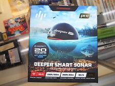 Deeper PRO+ GPS Wi-Fi Wireless Smart Sonar Depth Fish-Finder