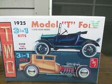 AMT MODEL T Ford 2 in one model car kit