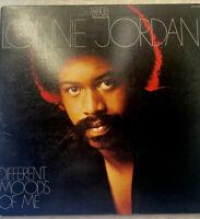 "LONNIE JORDAN - Different Moods Of Me - 12"" Vinyl Record LP - EX"