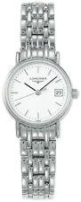 Longines Presence Quartz White Dial Ladies Watch L4.220.4.12.6/L42204126