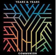 YEARS AND YEARS - COMMUNION   BRAND NEW CD
