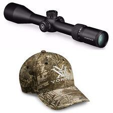 Vortex Diamondback Tactical 6-24x50 Riflescope (EBR-2C MOA Reticle) & VortexHat