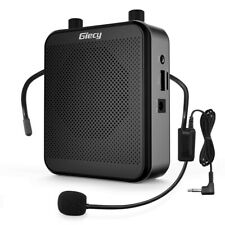 Voice Amplifier With Microphone Portable Bluetooth 30W 2800Mah Rechargeable