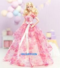 2014 NEW MATTEL BARBIE COLLECTOR BIRTHDAY WISH BARBIE DOLL BCP640