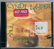 CYNDI LAUPER TRUE COLORS CD F.C. SIGILLATO!!!