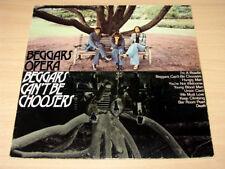EX- !! Beggar's Opera/Beggars Can't Be Choosers/1979 Jupiter LP/German Issue
