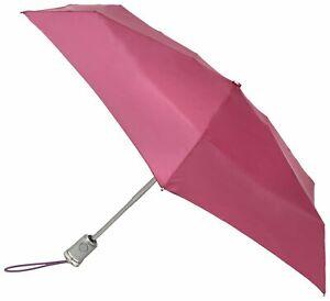 Totes Ladies Signature Basic Automatic Compact Umbrella