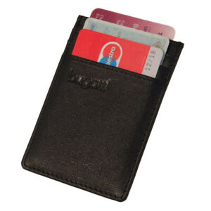 Bugatti Credit Card Case, Minigeldbeutel And Business Black