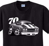 70 Chevy Chevelle Tee Shirt adult 5x sizes