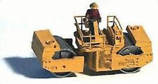 Voie N - Matériau de Construction en Métal CB534 Machine à Niveler 53009 Neu