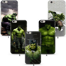 The Incredible Hulk Avengers Marvel Phone Case Cover iPhone 4 5 6 7 8 11 X Xr SE