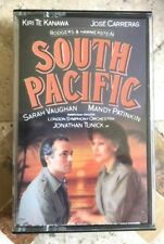 SOUTH PACIFIC RODGERS & HAMMERSTEIN MOVIE SOUNDTRACK CASSETTE TAPE ALBUM VGC