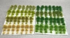 Miniature Model Self Adhesive Static Tufts - 6mm Grass Sampler