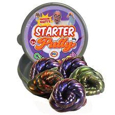 Starter Putty Chameleon Hand Stress Reliever Fidget Slime Fun Toy Game Tub Kids