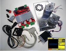CNC Kit Electrónica de 3 Ejes driver Controller card Fresadora Router