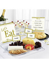 50th Golden Anniversary Buffet Décoration Kit