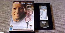 THICKER THAN BLOOD ODYSSEY UK PAL VHS BIG BOX VIDEO 1994 Peter Strauss