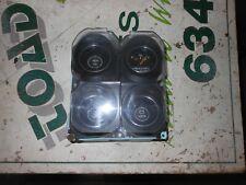 81-87 Pontiac Grand Prix Oil Fuel Temp Battery Gauge Dash Cluster