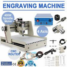 4 ASSI 3040Z CNC Router Fresa Meccaniche Engraver Foratura macchina Milling PCB