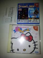 HELLO KITTY OTONARU Mail JAP JAPANESE SEGA JAPAN DC DREAMCAST VIDEOGAMES GAMES