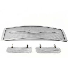2005 2006 2007 FORD F250 F350 SUPER DUTY FRONT MAIN UPPER STAINLESS MESH GRILLE