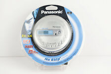 Panasonic SL-SV550 Walkman Portable CD Player - Silver - NEW in SEALED CASE