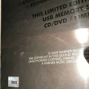 MUSE THE RESISTANCE LTD EDITION BOXSET SEALED AND NUMBERED