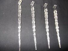Seagram's 7 Swizzle Stick Drink Stirrer Lot Of 4 Seagram's Seven Crown Whiskey