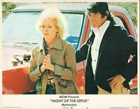 Night of the Lepus 1972 11x14 Lobby Card #8