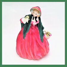 Vintage Royal Doulton Pretty Lady Figurine Hn 1949 'Lady Charmian'