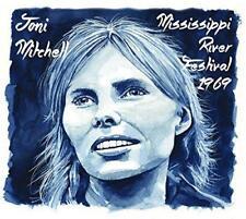 Joni Mitchell - Mississippi River Festival '69 (NEW CD)