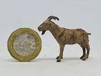 Britains 54mm hollow-cast lead goat (#540) for farm, garden or railway
