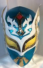 SIN CARA WRESTLING-LUCHADOR!! MASK! AWESOME!! GREAT DESIGN!! HANDMADE MASK!!