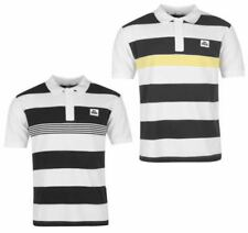 Lonsdale Short Sleeve Striped T-Shirts for Men