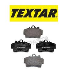For Porsche Boxster 97-04 Front Disc Brake Pad Set TEXTAR OEM 986 351 939 15