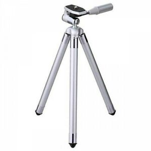 Hakuba H-C8-SV 8 Sections Small Tripod Compact C8 Silver Japan with Tracking