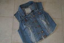 ☆*。☆ Primark *  Denim Co * Jeans Weste * Vintage * gr 36 S * NEU   ☆* 。☆