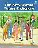 The New Oxford Picture Dictionary (1988,PB ) - English/Spanish
